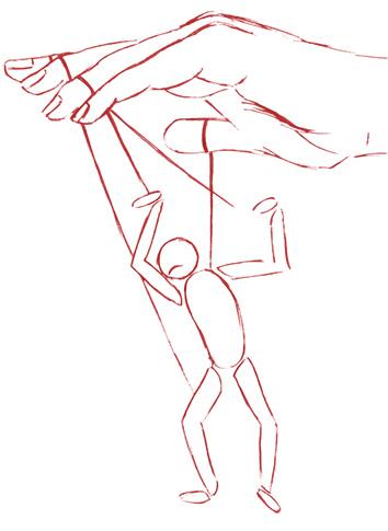 marionette-klein