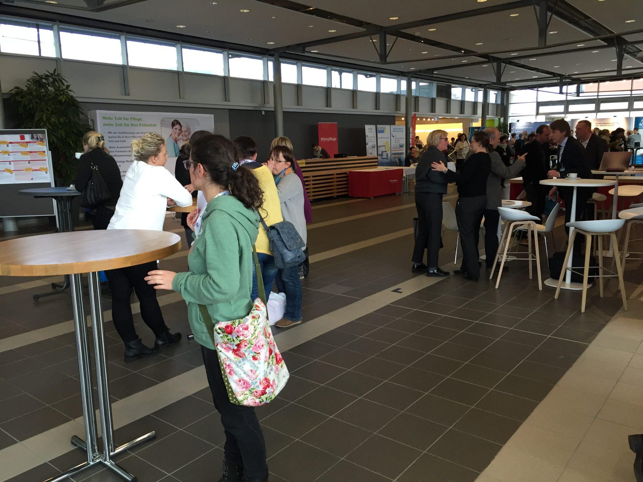 Messe Ulm Altenpflegekongress